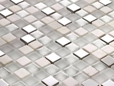TenLight Mermer Cam Mozaik Polar (SG-1501)