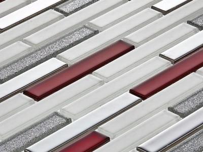 TenLight Metal Kristal Mozaik Rosa (L-1113)