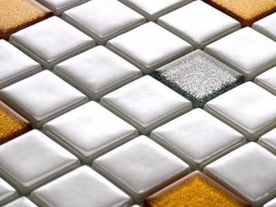 Millenium Simli Cam Mozaik Mercan (T-2284)