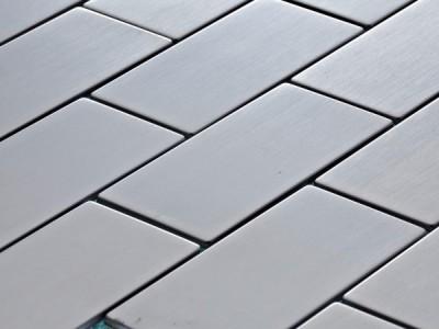 TenLight Metal İnox Mozaik (MS-48)